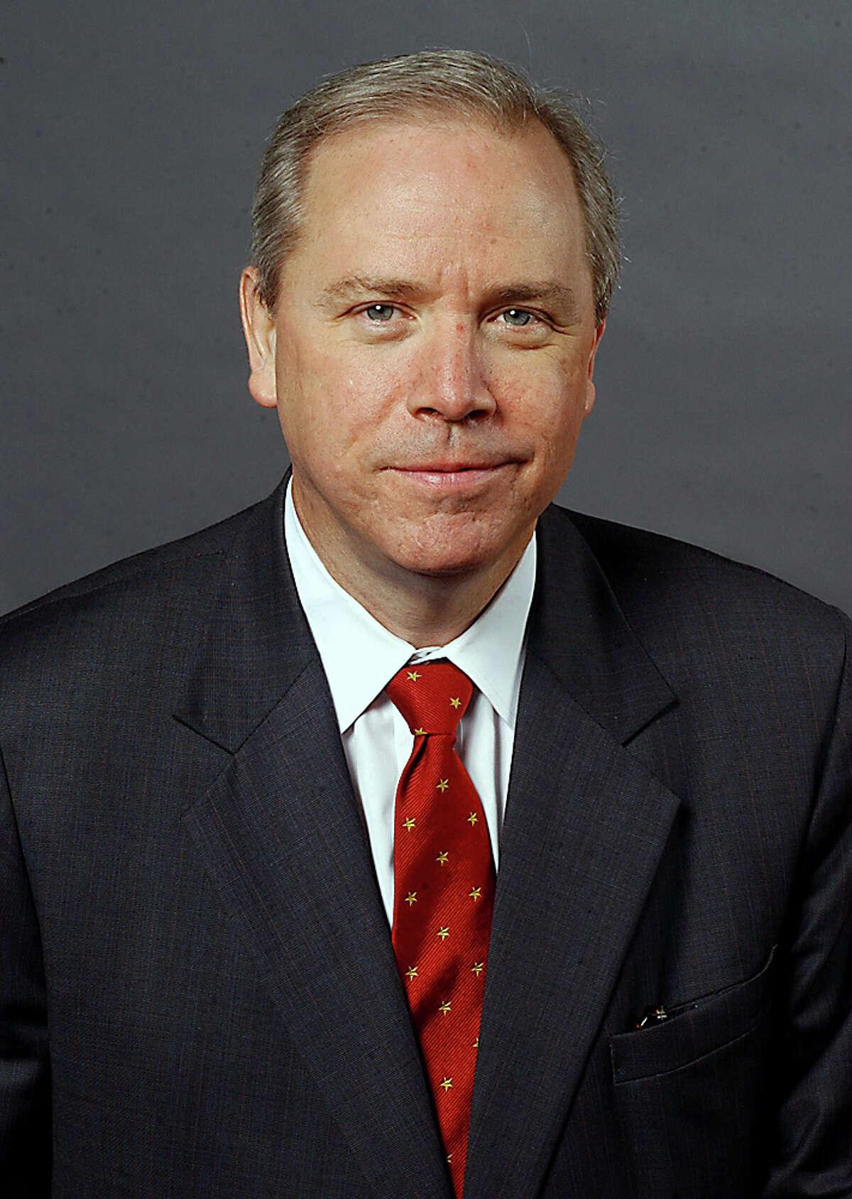 Gary Elkins, Texas House Representative, R-Houston, on Wednesday, January 29, 2003.