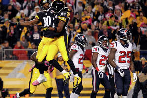 First-half flurry leads Steelers past Texans, 30-23 - Photo