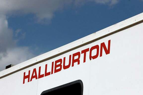 Surging activity in  Texas' Permian Basin helped boost third-quarter profit 70 percent at Halliburton, which provides oil field services including  drilling and hydraulic fracturing. (AP Photo/David Zalubowski, File)