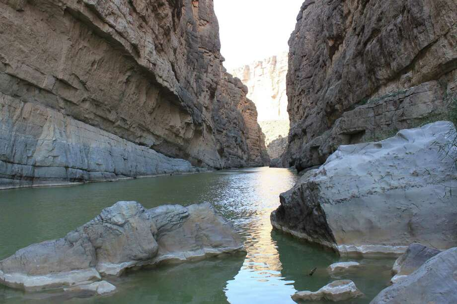 A view of Santa Elena Canyon at Big Bend National Park. Photo: Karen-Lee Ryan, File / San Antonio Express-News