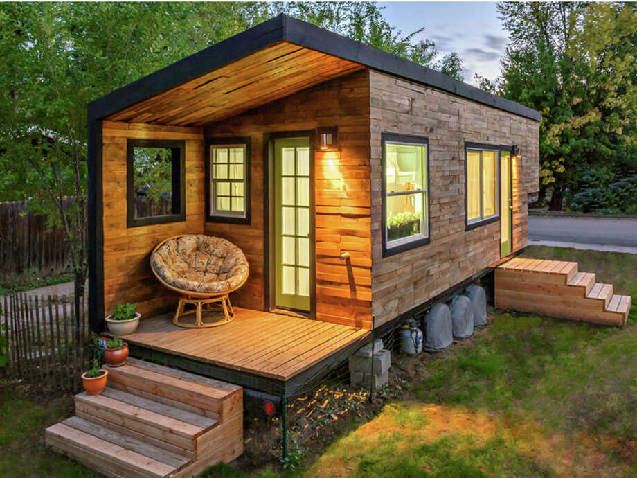 12 of the coolest tiny houses you've ever seen - San Antonio ... Ram Mobile Home Deck on mobile home stone, mobile home awnings, mobile home parks with rentals, mobile home kitchens, mobile home porches, mobile home bathrooms, mobile home yards, mobile home upgrading outside ideas, mobile home house, mobile home doors, mobile home siding, mobile home garages, mobile home roofs, mobile home cabins, mobile home patios, mobile home remodeling, mobile home room additions, mobile home landscaping, mobile home shingles, mobile home pool,