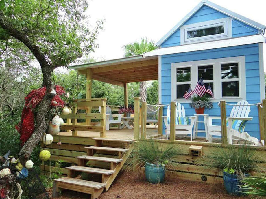12 of the coolest tiny houses youve ever seen Houston Chronicle