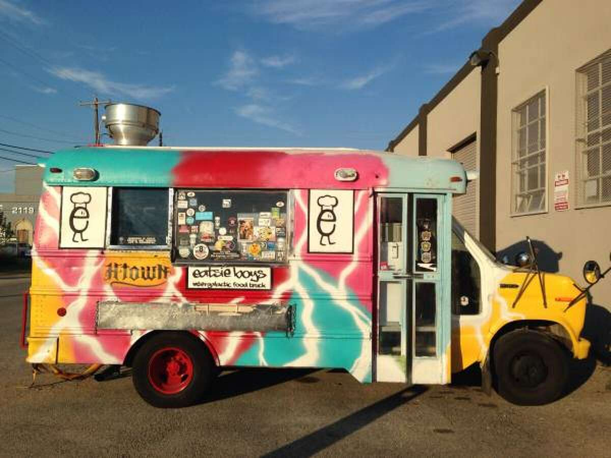 Own A Piece Of Houston Food Truck History