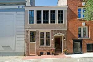 Quirky live/work building in a gated Tenderloin community for $1.695 million - Photo