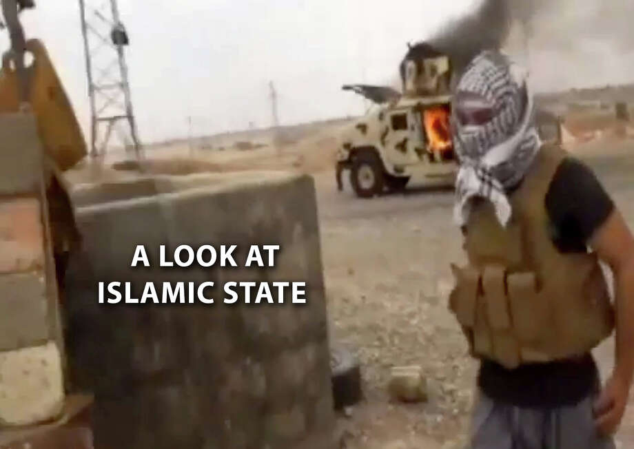 Video shows suspected ISIS terrorist crying hysterically after being