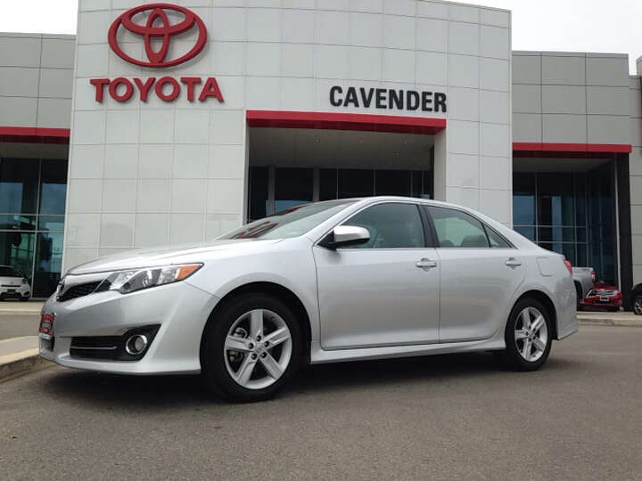Cavender Toyota At 5730 Nw Loop 410 Sold 3 285 New