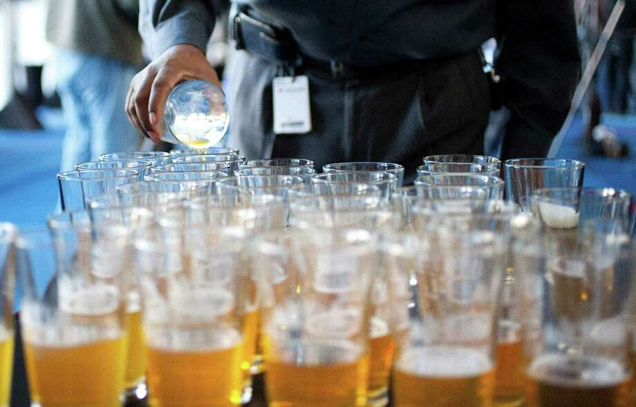 More than 200 breweries have signed up to represent at the festival at the George R. Brown Convention Center this weekend.  Photo: Johnny Hanson, Staff / © 2014  Houston Chronicle