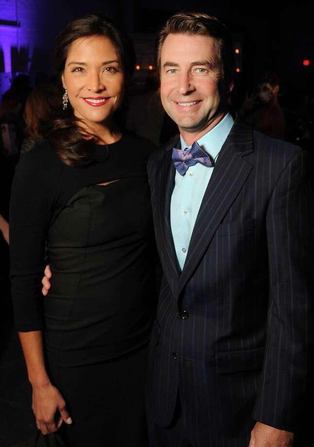 Lisa Foronda and Greg Harper Photo: Dave Rossman, Freelance / © 2014 Dave Rossman