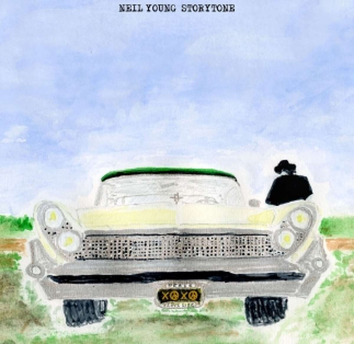"""Neil Young, """"Storytone"""""""