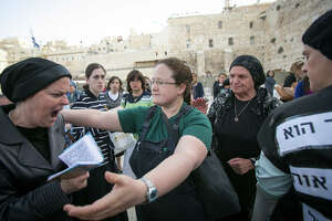 Ultra-Orthodox Jews attack Jerusalem buses over ad - Photo