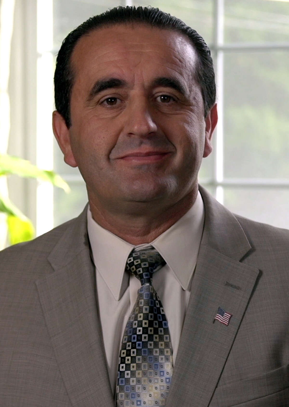 Peter Lumaj of Fairfield, Republican candidate for Connecticut Secretary of the State.