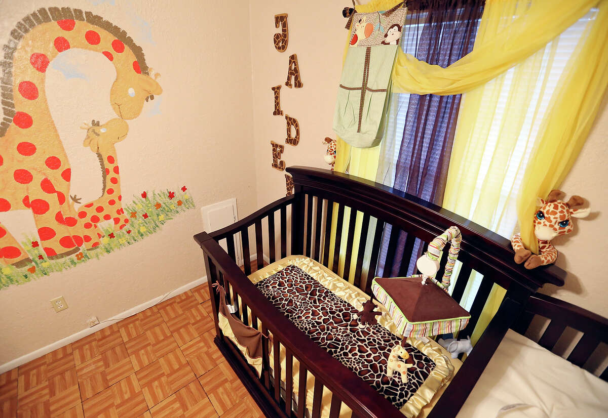 A view of Jaiden Victorino's room Monday Oct. 20, 2014 in La Pryor, Tx. Jaiden was removed from his parents Sabrina Vera and Ricardo Victorino Jr. (not pictured) by Child Protective Services for what appeared to be injury to a child. Jaiden suffers from a genetic disorder that results in broken bones.