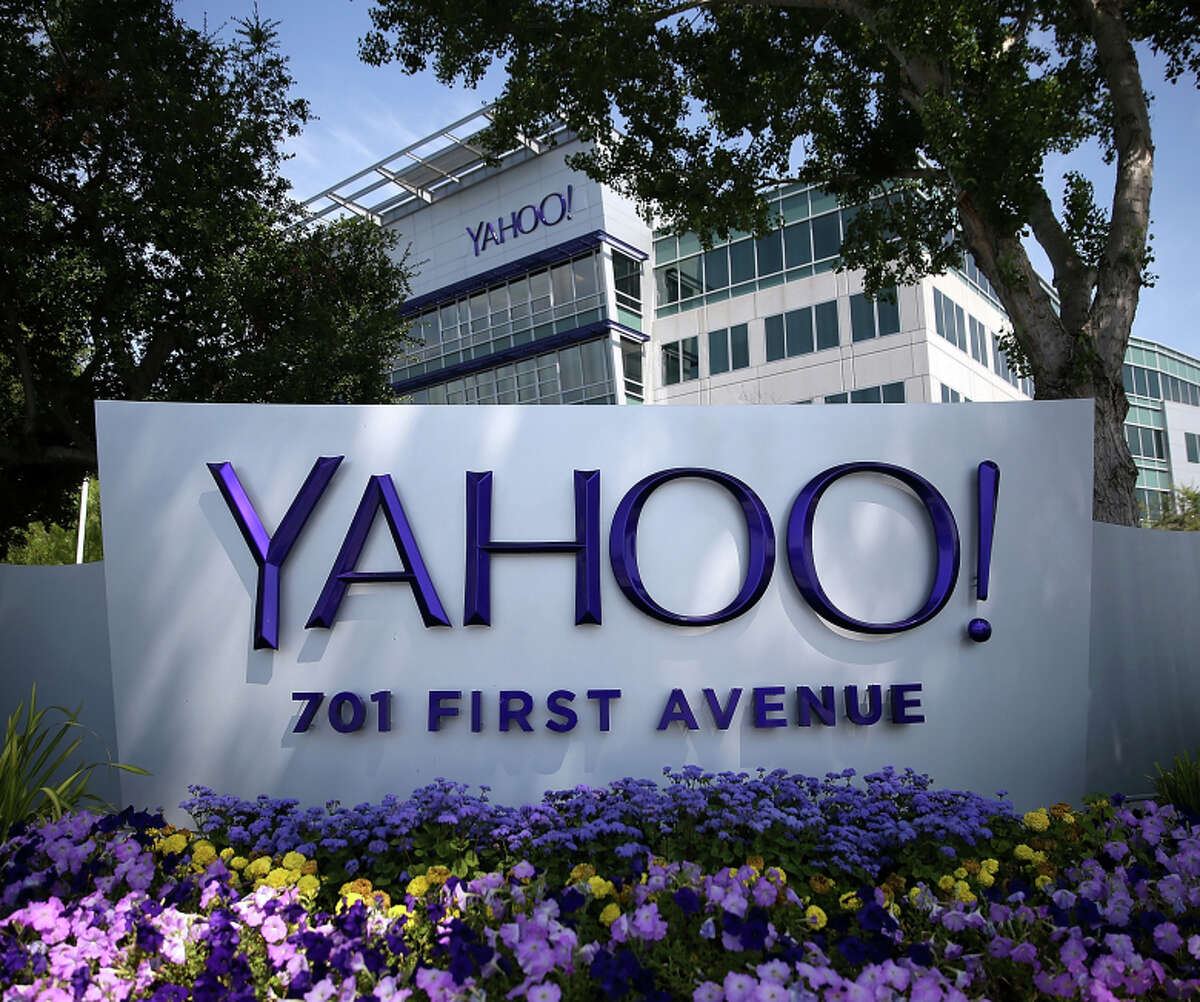 Michael Kail, who is being sued by Netflix, became Yahoo's chief information officer in August.