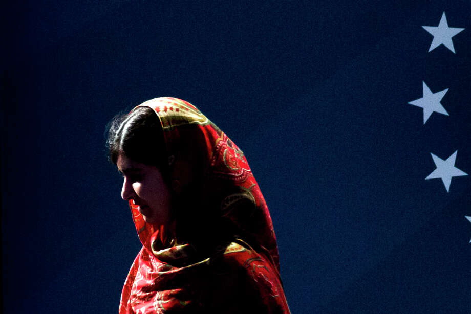 Malala Yousafzai says education is the best weapon for fighting terrorism. Photo: Matt Rourke, STF / AP
