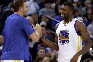 Festus Ezeli's return is center of attention in Warriors' win - Photo