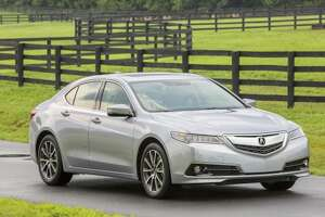 Acura finds new sedan successor in TLX - Photo