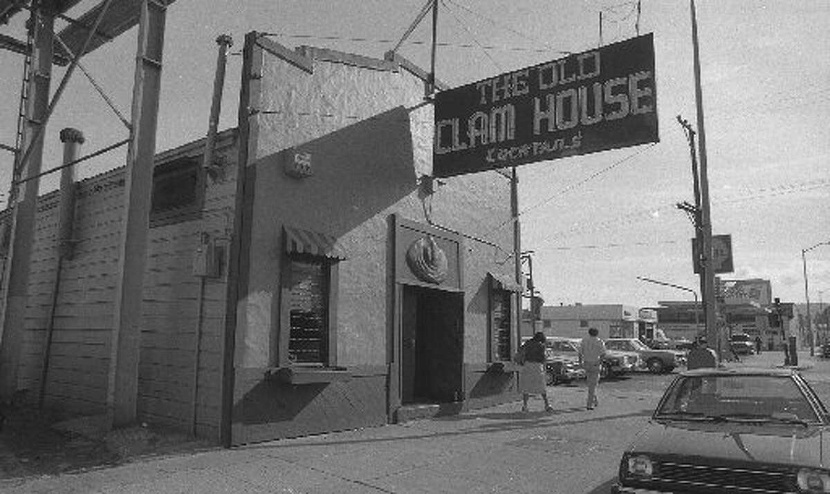 The Old Clam House circa 1981