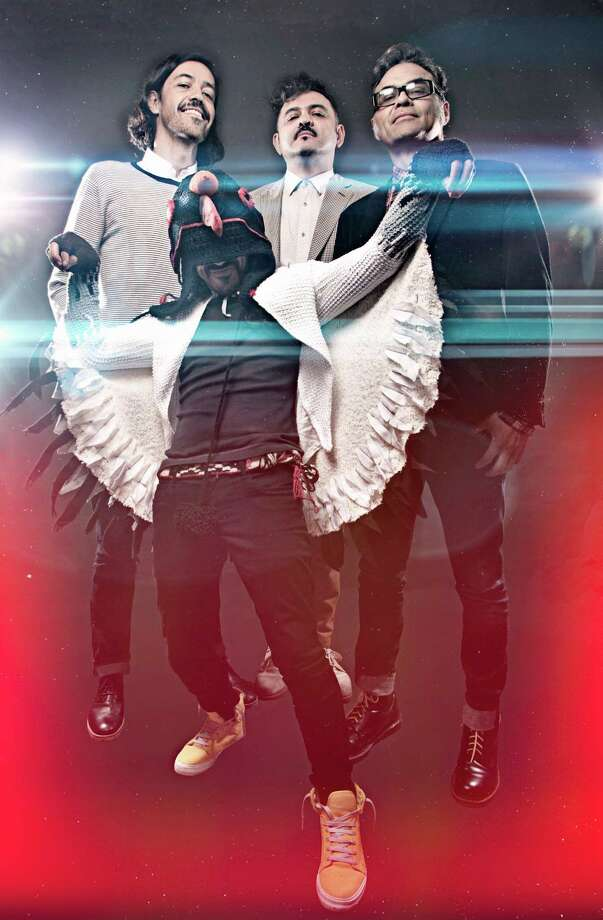 Mexican rock band Café Tacvba will perform Sunday and Monday at House of Blues. The band will do a meet-and-greet Monday at Cactus Music. Photo: Universal Music