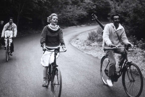"""Jules and Jim,"" from François Truffaut's, revolves around a love triangle."
