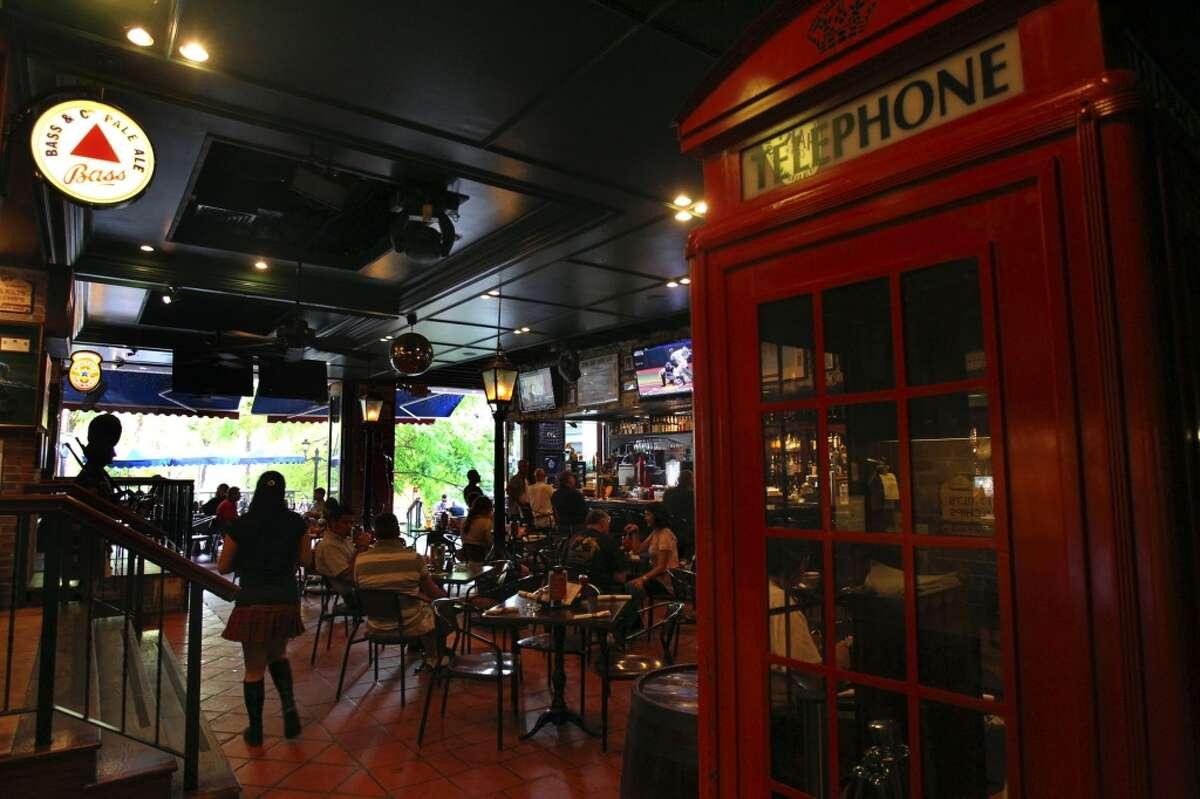 19. MadDogs British Pub Gross alcohol sales: $217,917