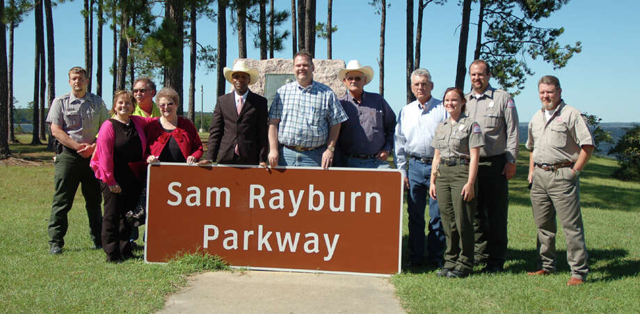 Welcome to Sam Rayburn Parkway
