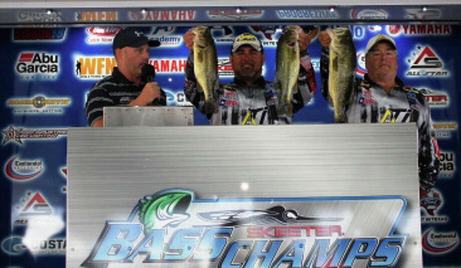 Clark & Rambo crowned Champions 2014 Skeeter Bass Champs