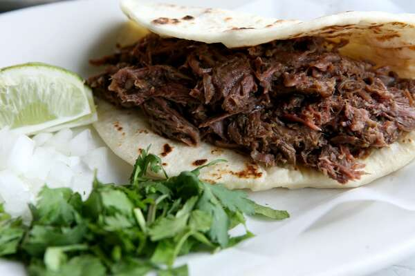 Barbacoa: Goat face works well as a natural calming agent for sour alcohol soaked stomachs, but save the Big Red for the mornings. When eating a sack of barbacoa tacos after a night on the town, always drink it with iced Milk of Magnesia.