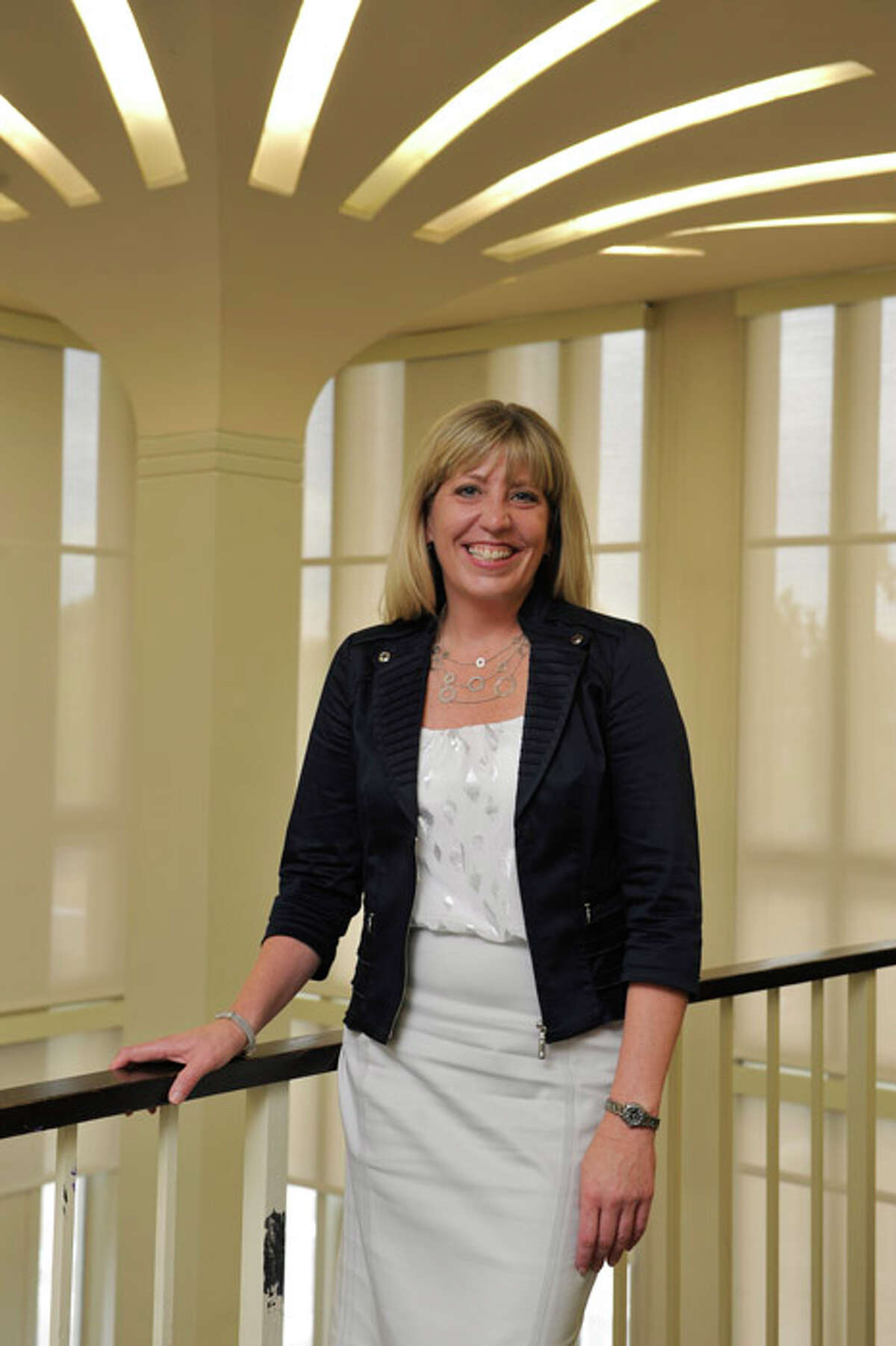 Leanne Wirkkula, the chief of staff for the president of the University at Albany.