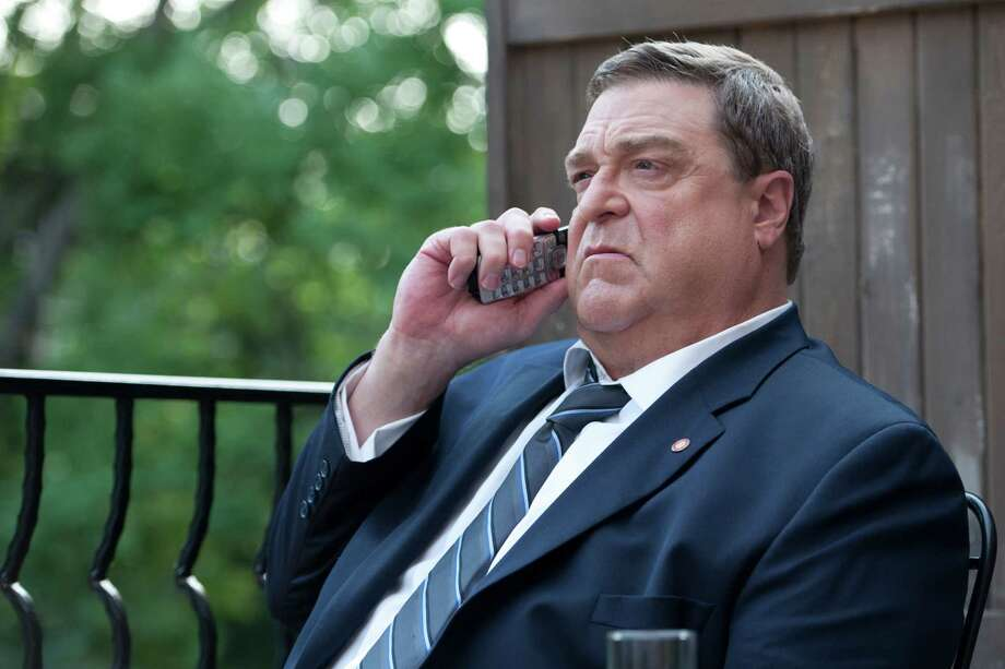 "John Goodman stars as North Carolina Sen. Gil John Biggs in ""Alpha House."" Photo: --"