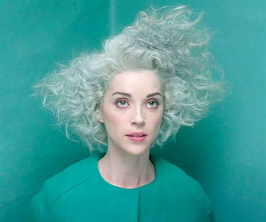St. Vincent, Upstate Concert Hall, March 7