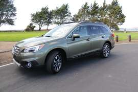 The 2015 Subaru Outback is an updated version of the latest generation of Outbacks. (All photos by Michael Taylor).