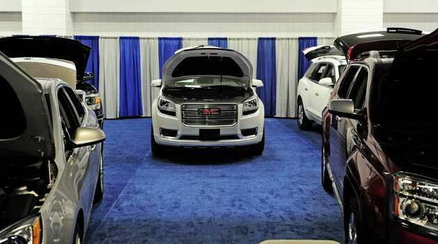 Interested in seeing what's new in the auto industry? Come to the Empire State Plaza Auto Show on Nov. 7-9. For more information, go to AlbanyAutoShows.com. Photo: Paul Buckowski / Times Union