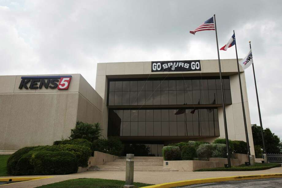 TEGNA, the parent company of KENS-TV, announced Monday companywide, weeklong furloughs employees must take by the end of June. Photo: Abbey Oldham / San Antonio Express-News File Photo / © San Antonio Express-News