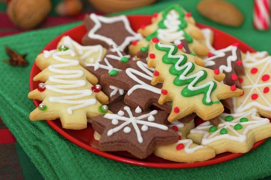 Christmas cookies. / pilipphoto - Fotolia