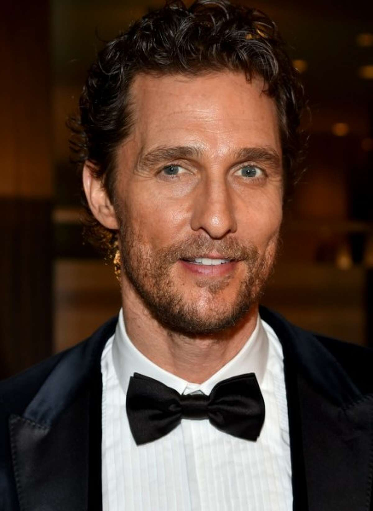 Matthew McConaughey What you'll need: Oscar statuette, folksy drawl, fluctuating weight (only for movie roles), manly musk
