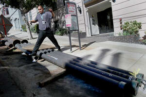 Chronicle Watch: S.F. building boom eats up street parking - Photo