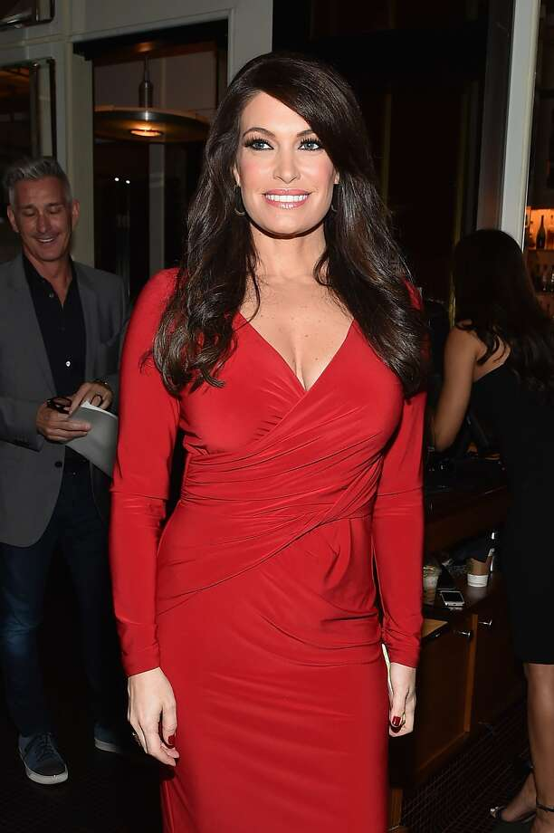 """New anchor Kimberly Guilfoyle attends the """"Fury"""" New York premiere at DGA Theater on October 14, 2014 in New York City.  (Photo by Mike Coppola/Getty Images) Photo: Mike Coppola, Getty Images"""