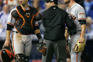 Killion: Strickland lost composure, but not Bochy's confidence - Photo