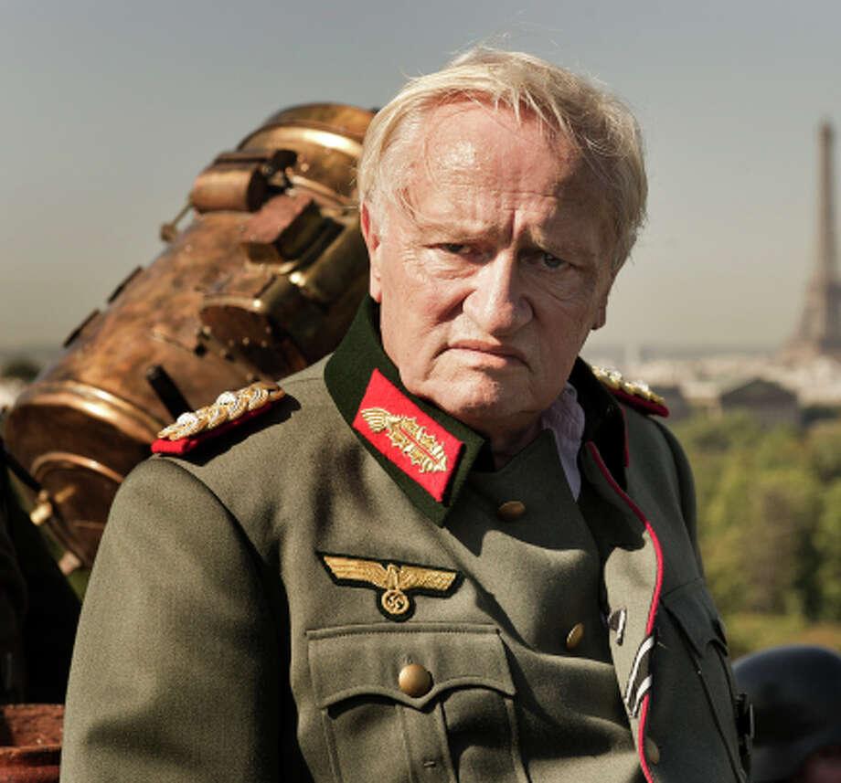 """Niels Arestrup plays Dietrich von Choltitz in """"Diplomacy."""" Photo: Jérôme Prébois / ONLINE_YES"""