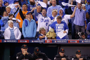 Royals' rout proves Giants' coronation came too quick - Photo