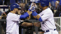 Big bats enable Kansas City to even series - Photo