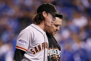Shea: Lincecum's fickle fortunes swing wildly in return - Photo