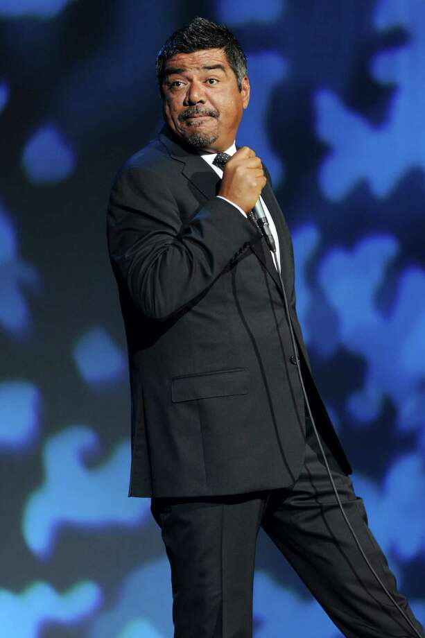 George Lopez continues his love affair with San Antonio with three performances at the Majestic Theatre. Photo: Larry Marano / Getty Images / 2011 Larry Marano