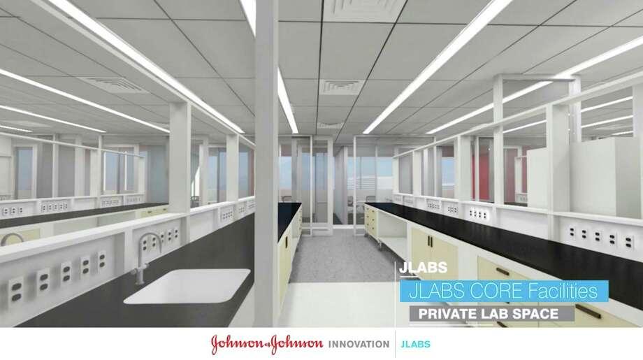 Johnson & Johnson Innovation develops business incubator at the Texas Medical Center. Photo: Johnson & Johnson Innovation, JOhnson & Johnson Innovation / ONLINE_YES