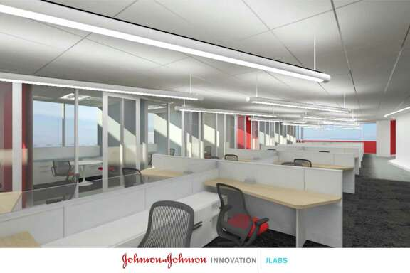 Johnson and Johnson Innovation opens business incubator at the Texas Medical Center.