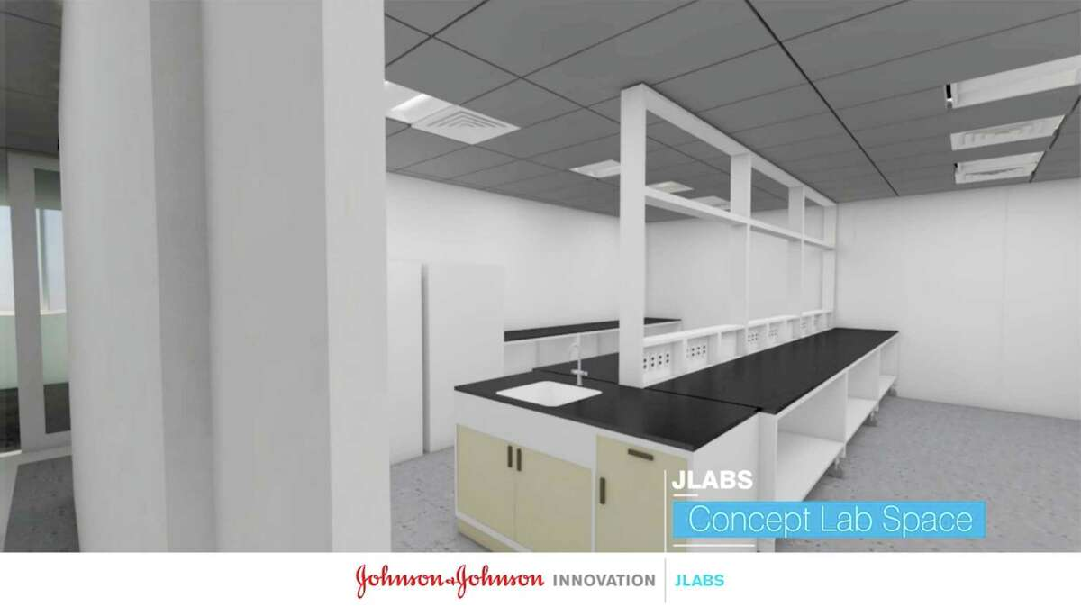 Johnson & Johnson Innovation opens business incubator at the Texas Medical Center.