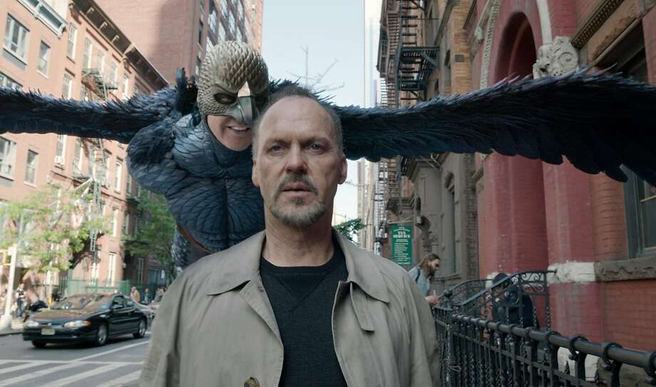 "Michael Keaton as ""Riggan"" in BIRDMAN. Photo: Fox Searchlight Pictures"