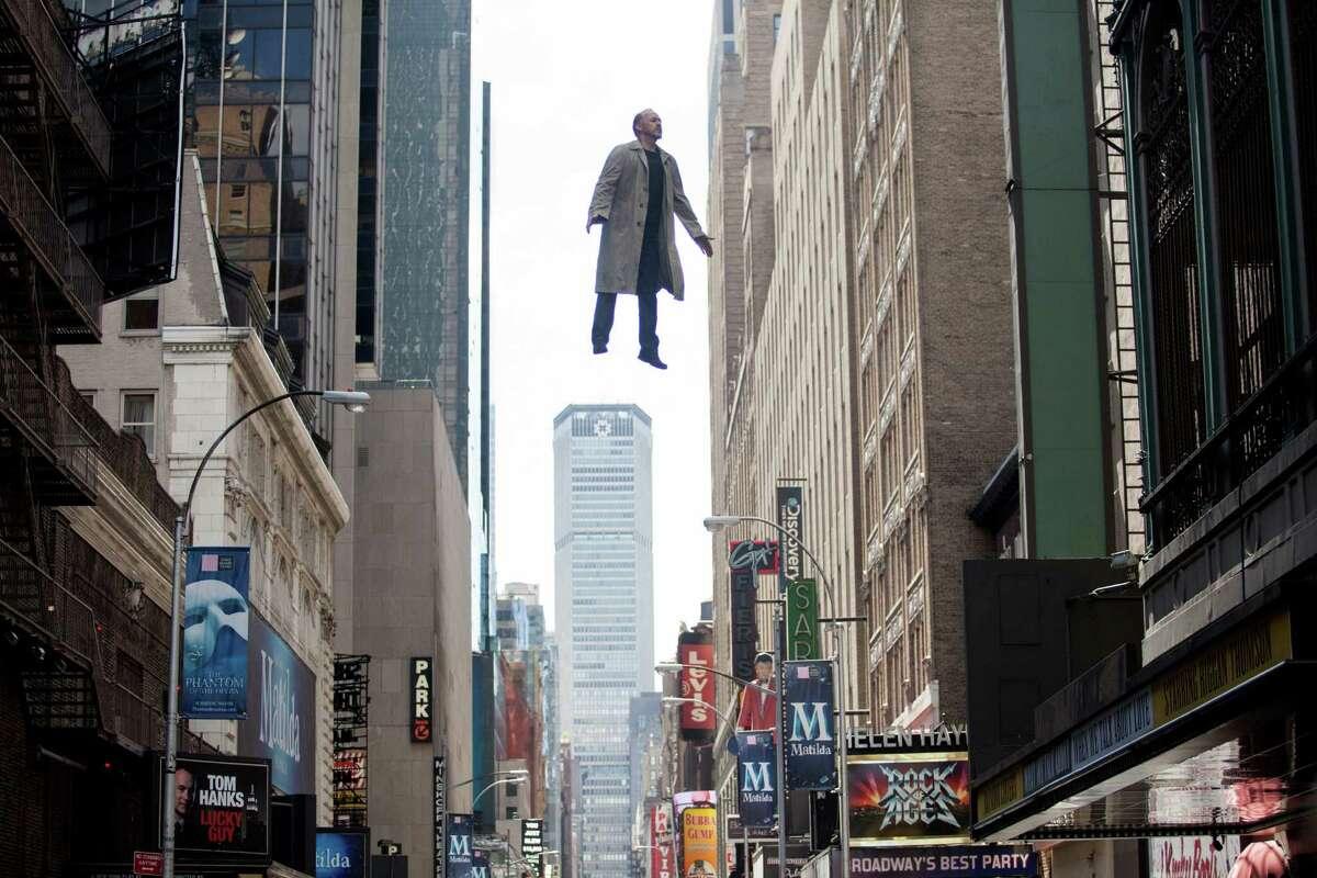 Michael Keaton as Riggan in