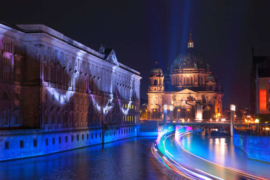 10. Festival of Lights, Berlin, Germany Photo: Fhm, Getty Images / Flickr Open