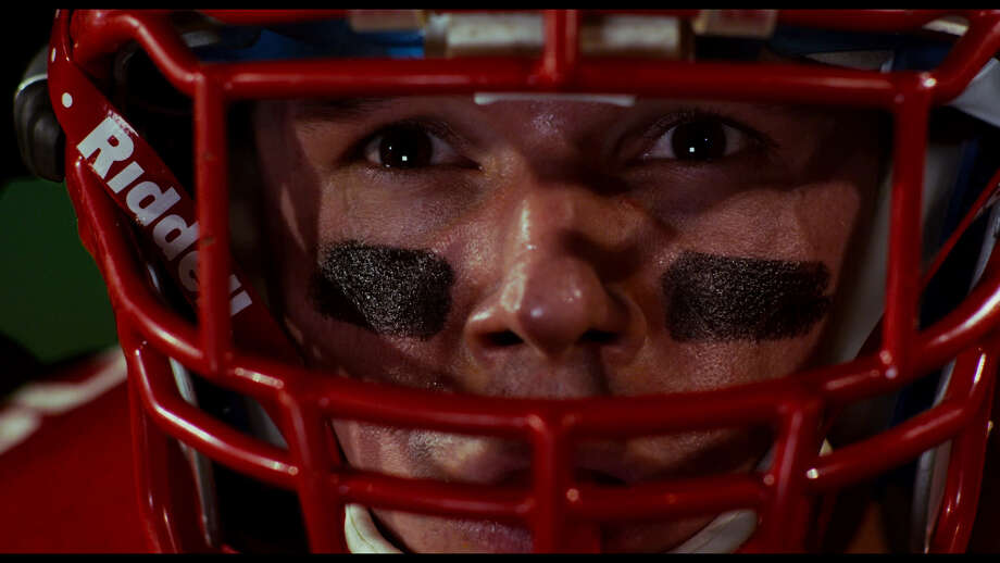 """Football star Travis (Mark Hapka) loses his sight to an infection in """"23 Blast."""""""